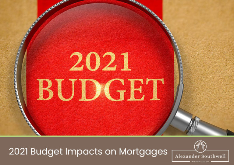 2021 impacts on mortgages and property