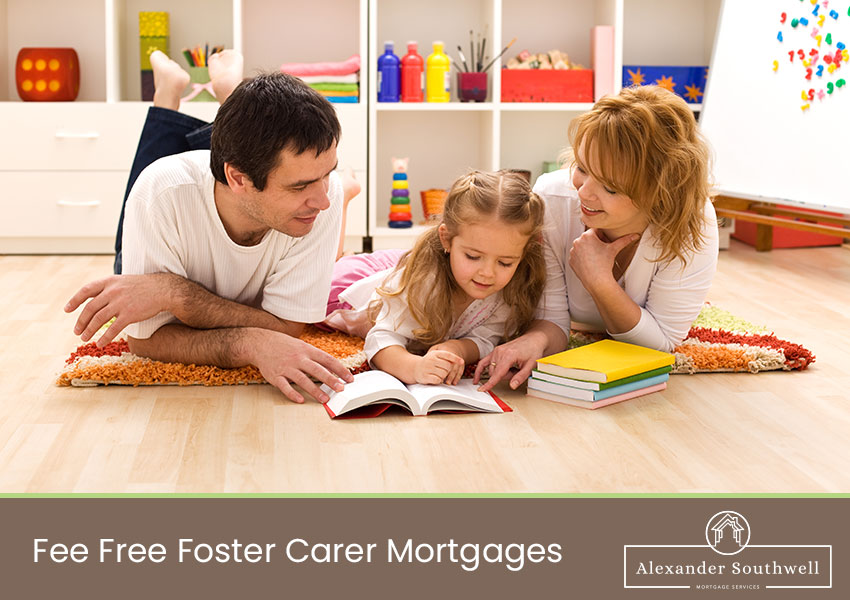 foster carer mortgages
