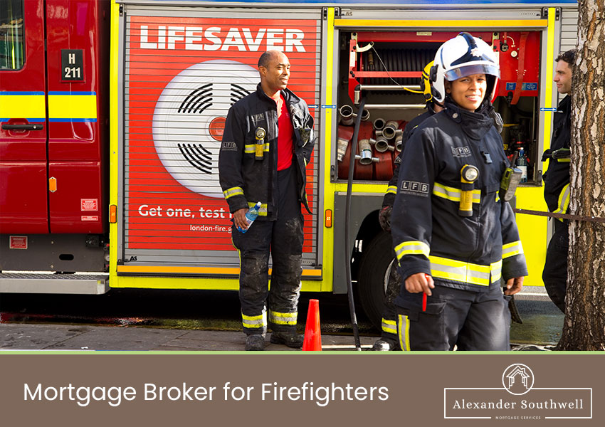 mortgages for firefighters
