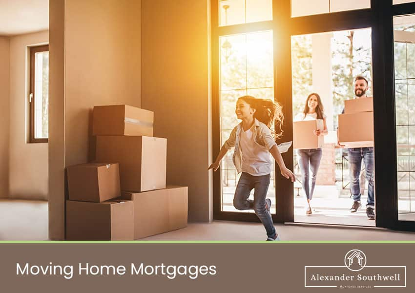 moving home mortgages new forest